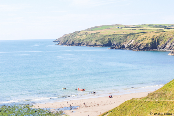 Aberdaron, Wales 2 by Expat Edna