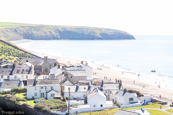Aberdaron, Wales by Expat Edna