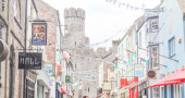 Six Hours in…Caernarfon, Wales