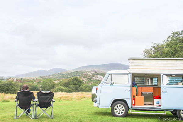 Camping in Wales by Expat Edna-2