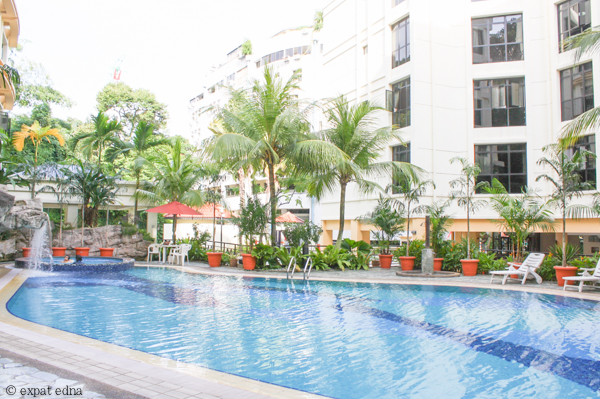 My first apartment in Singapore by ExpatEdna.com
