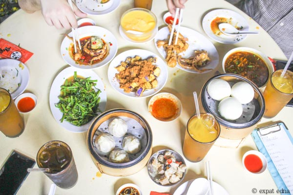 3 am dim sum, Singapore by Expat Edna