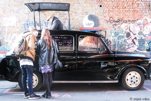 Brick Lane, London by Expat Edna