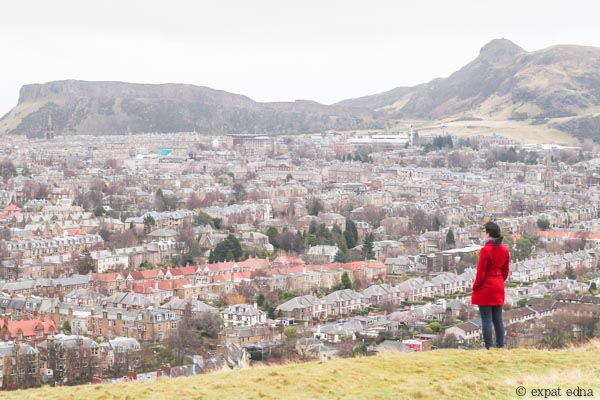 Edinburgh by Expat Edna