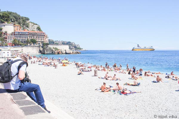 Nice, France by Expat Edna