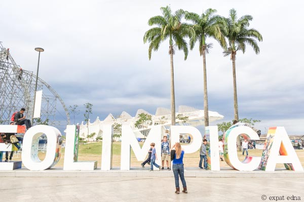 Olimpica Rio by Expat Edna