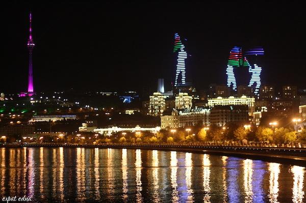 http://expatedna.com/wp-content/uploads/2012/11/Bakus-seaside-at-night.jpg
